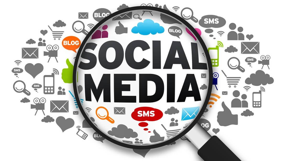تاثیر شبکه های اجتماعی بر سئو سایت