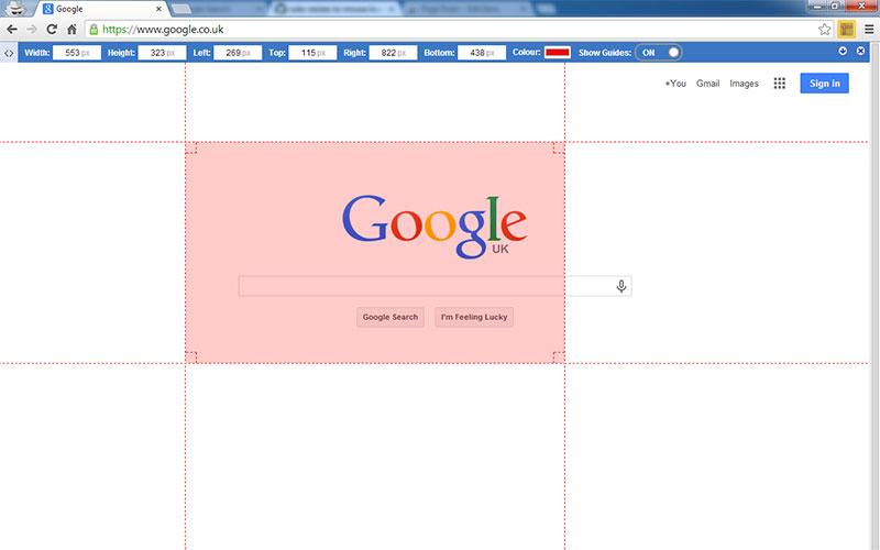google-chrome-Page-Ruler
