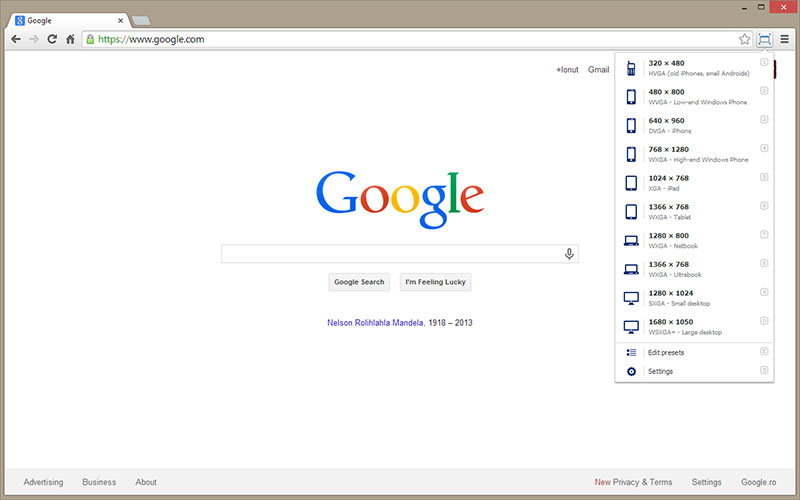 google-chrome-Window-Resizer