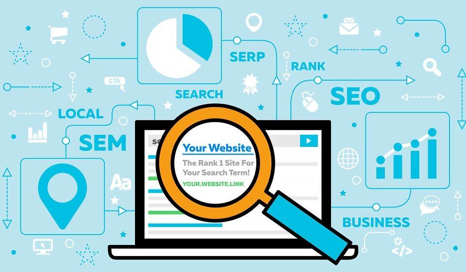 افزایش رتبه در جستجوی گوگل